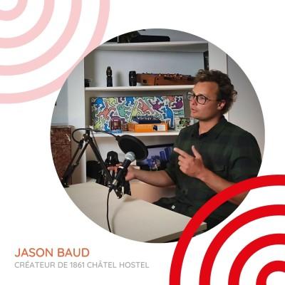 #EP38 Jason Baud : l'aubergiste new generation cover