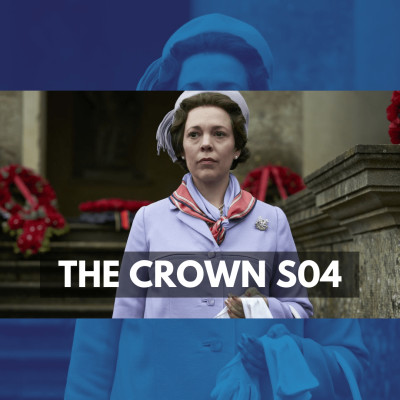 The Crown Saison 4 cover