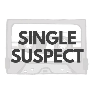Single suspect cover
