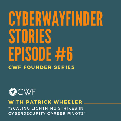 Episode #6 : CWF Founder Series with Patrick Wheeler cover