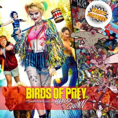 image ComicsDiscovery S04E23 : Harley Quinn : Bird of prey