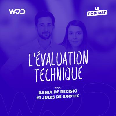 #13 - Les tests techniques avec Bahia de Récisio et Jules d'Exotec cover