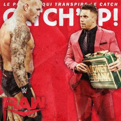 Catch'up! WWE Raw du 9 novembre 2020 — Entre la mallette et l'enclume cover