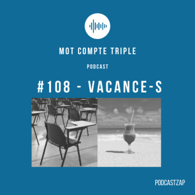 #108 -Vacance-s cover