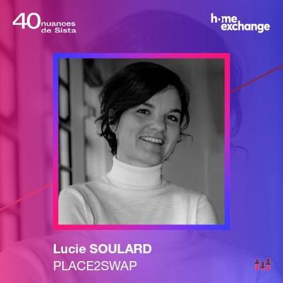 Lucie Soulard - Place2Swap : placer l'économie circulaire au coeur des marques cover