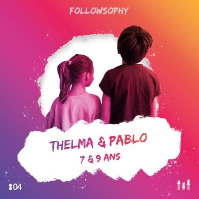 :04 Thelma & Pablo - 7 & 9 ans : on a pris les micros de maman pour lancer Radio Corona cover