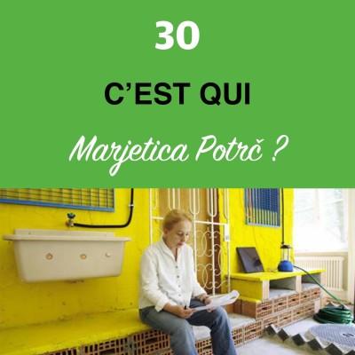 image Épisode #30 - Il est temps d'asseoir les femmes : Marjetica Potrč (Écologie 3/4)