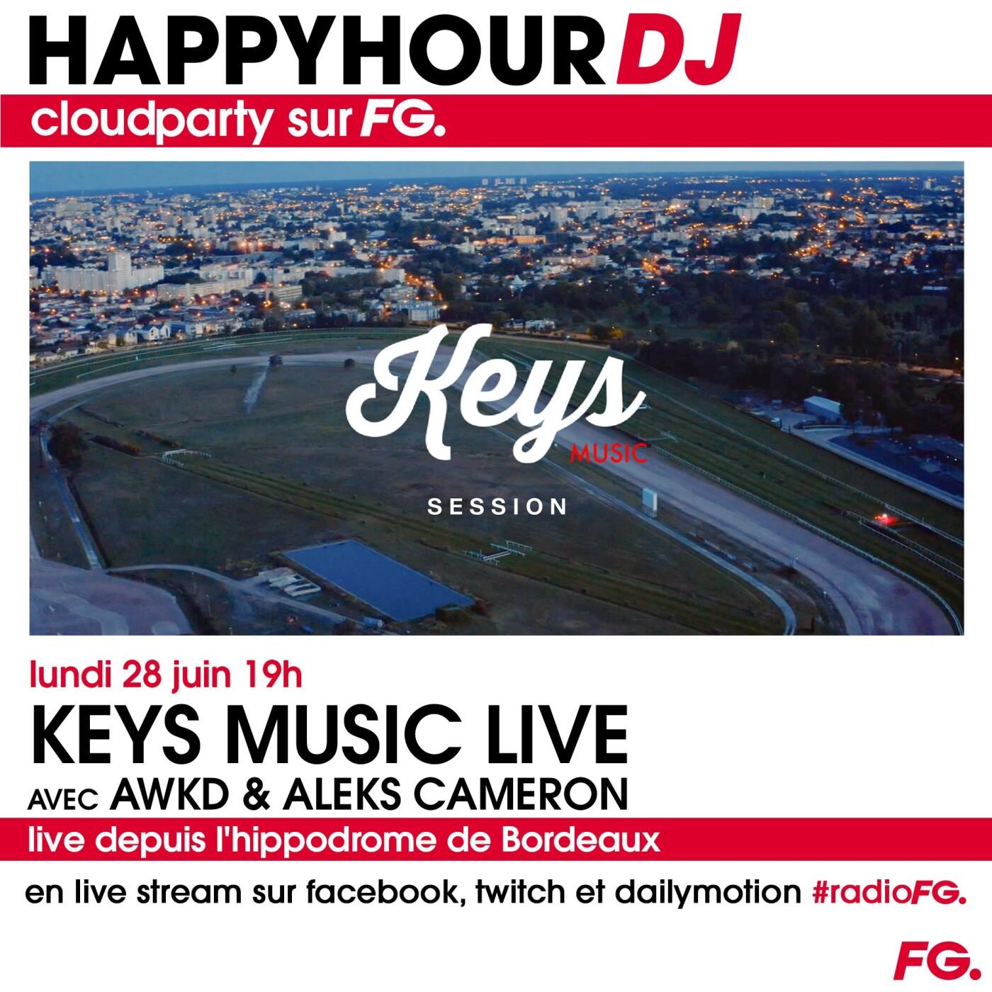 HAPPY HOUR DJ : KEY MUSIC