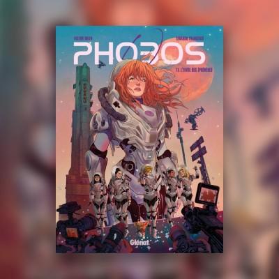 #75 Phobos - Victor Dixen cover