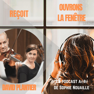 David Plantier et Giuseppe Tartini, la passion du violon cover