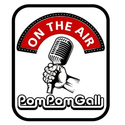 Pompomgalli On The Air cover