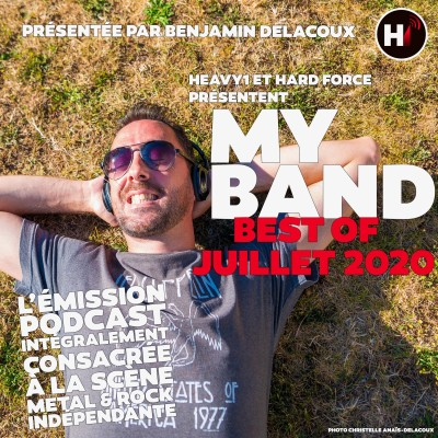 MyBand • Best of juillet 2020 cover