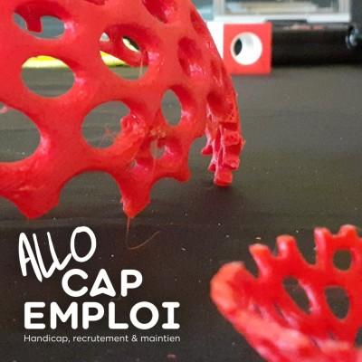 "Allo CAP EMPLOI - Ép. #6 : Formation impression 3D Open Edge"" cover"