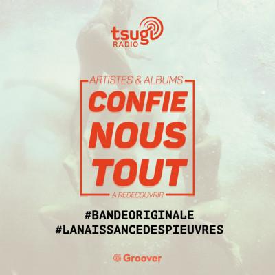 Confie-nous tout, la quotidienne avec Jean Fromageau : La Naissance des Pieuvres (OST) cover