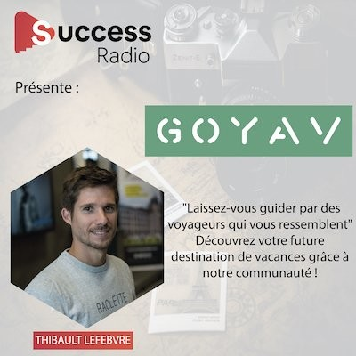 Thibault Lefebvre - GOYAV cover
