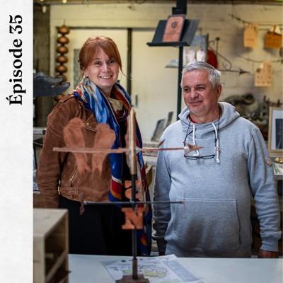 #35 | Charlotte Duplessis & Philippe Jouvin - Bon Vent cover