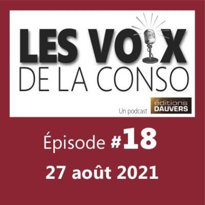 Épisode #18 [Quick-Commerce / opération Gros Volumes / Carrefour et la conso responsable ] cover