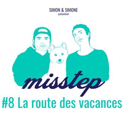 image Misstep #8 - Simon et Simone La route des vacances