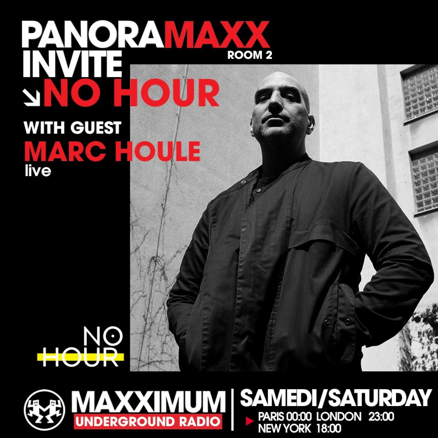 PANORAMAXX : MARC HOULE