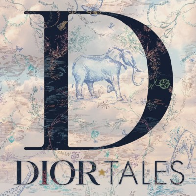 DIOR TALES cover