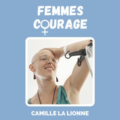 Épisode #13 - Camille la lionne cover