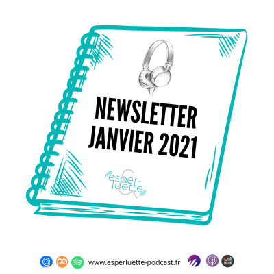 Esperluette - Newsletter janvier 2021 cover