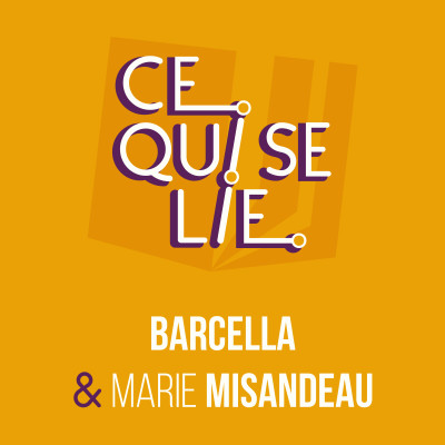 Barcella & Marie Misandeau - ep. 23 cover