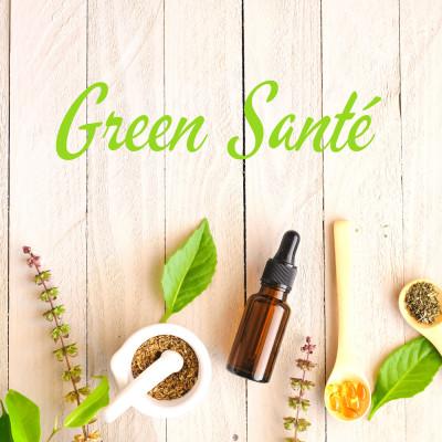 Green Santé cover