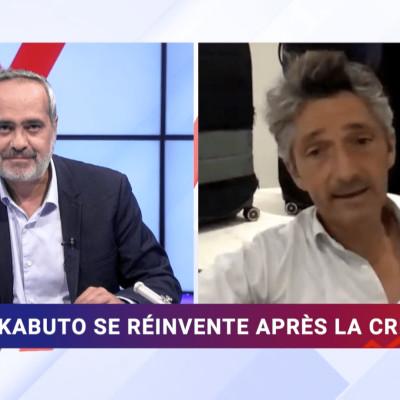 Jérôme Tricault - Kabuto cover