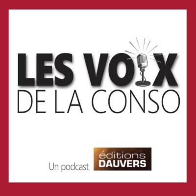 Les Voix de la Conso (Editions Dauvers) cover