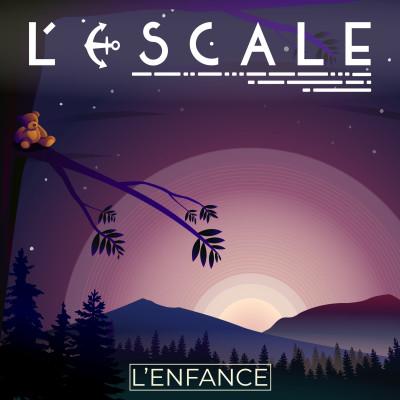 L'Escale #7 - L'Enfance cover