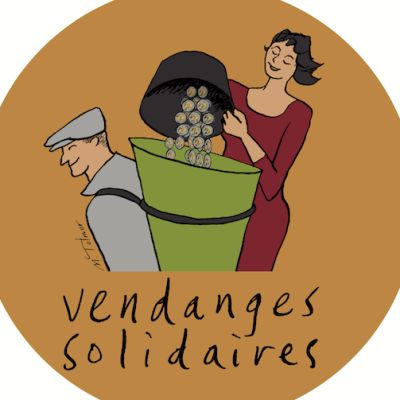 image Vendanges Solidaires