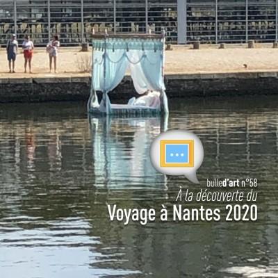 [n°58] À la découverte du Voyage à Nantes 2020 cover