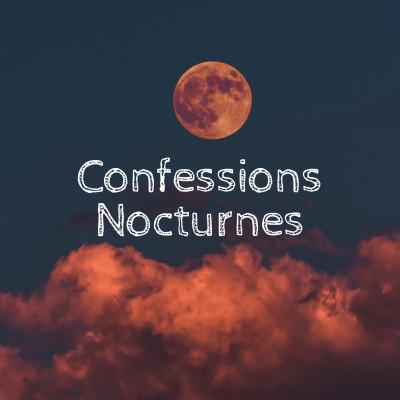 #16 - Confessions Nocturnes - Spécial Halloween cover