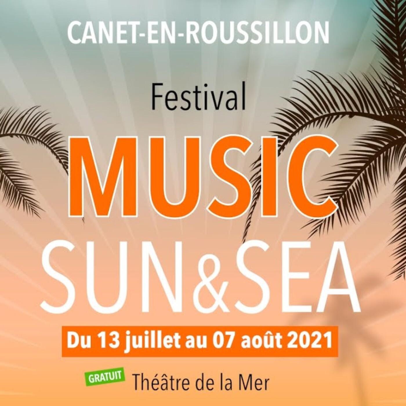 Canet : 1ère édition du festival music Sun and Sea