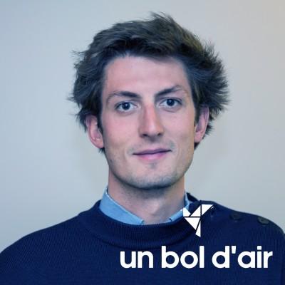 #45 - Grégoire CHERON - Attaché de presse d'aventuriers cover