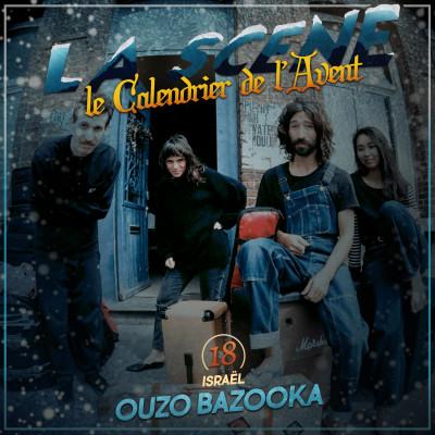 """Le Calendrier de l'Avent de """"La Scène"""" - 18 décembre: Israel cover"""