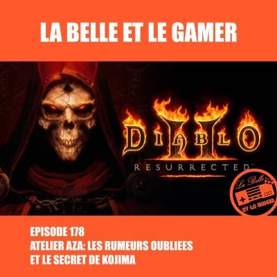 Episode 178: Atelier Aza: Les Rumeurs Oubliées et le Secret de Kojima cover