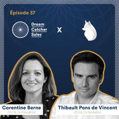 #37 Oliverlist : l'outil qui vous fait passer de novice à expert de la prospection B2B avec Thibault Pons de Vincent cover