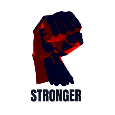 STRONGER : LE PODCAST cover