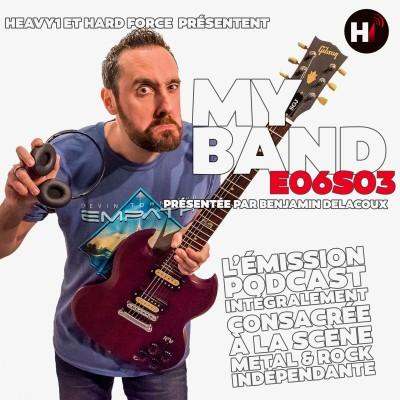 MyBand • Episode 6 Saison 3 cover