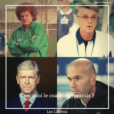 C'est quoi le coach français ? cover