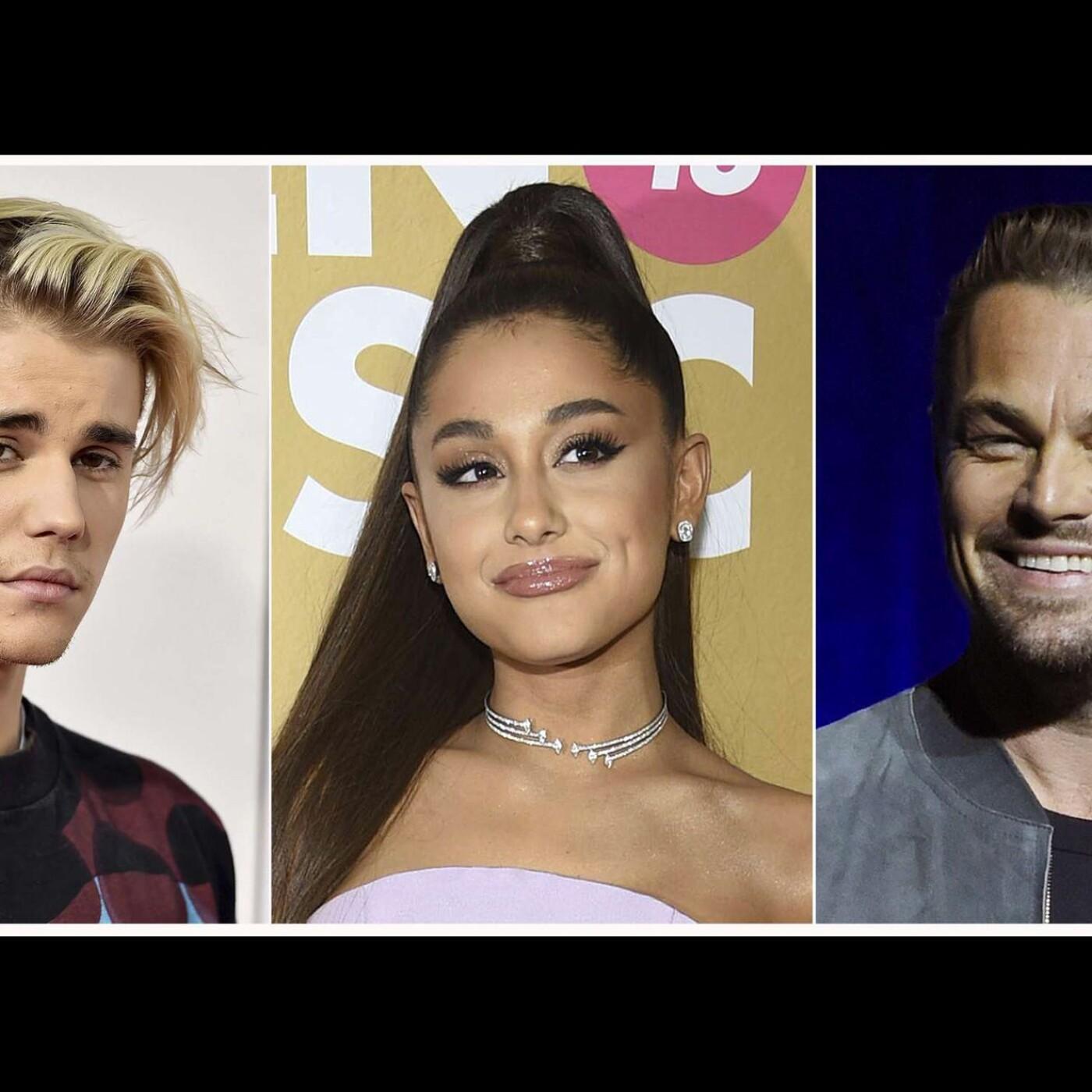 Ariana Grande aux côtés de Di Caprio au cinéma + Justin Bieber sur Amazon Prime