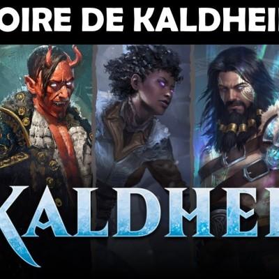 [FAIT OU FICTION #25] L'histoire de Kaldheim part 2 | Magic: The Gathering cover