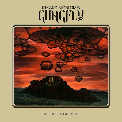 213Rock Podcast Harrag Melodica Interview with Rikard Sjöblom's Gungfly New album Alone Together 04 08 2020 cover