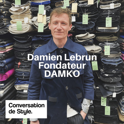 19 - Conversation avec Damien Lebrun, Fondateur de DAMKO cover