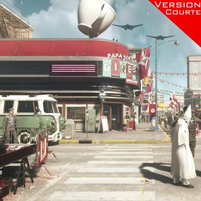 53 - Wolfenstein II The New Colossus / Gorogoa cover