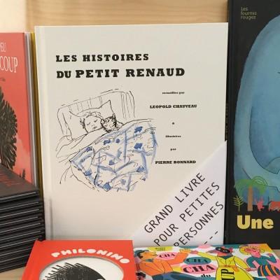Grands livres pour petites personnes #8 - Les Histoires du Petit Renaud cover