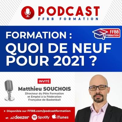 Ep16 : Formation, quoi de neuf pour 2021 ? cover