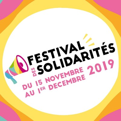 MC aime le Festival des Solidarités (09/11/12) cover